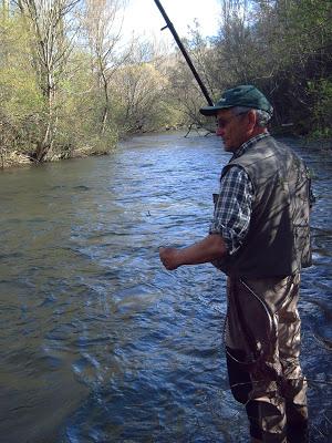 Pesca a Cebo Natural
