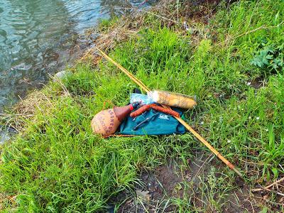 Recuerdos y sensaciones a la orilla del río IX