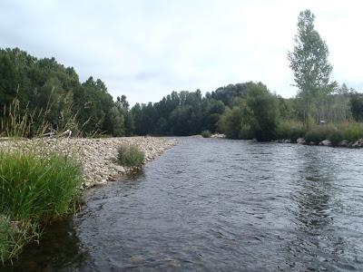 Órbigo, el río que no nace.