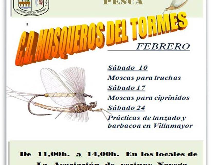 Curso de Formación, C.D. Mosqueros del Tormes
