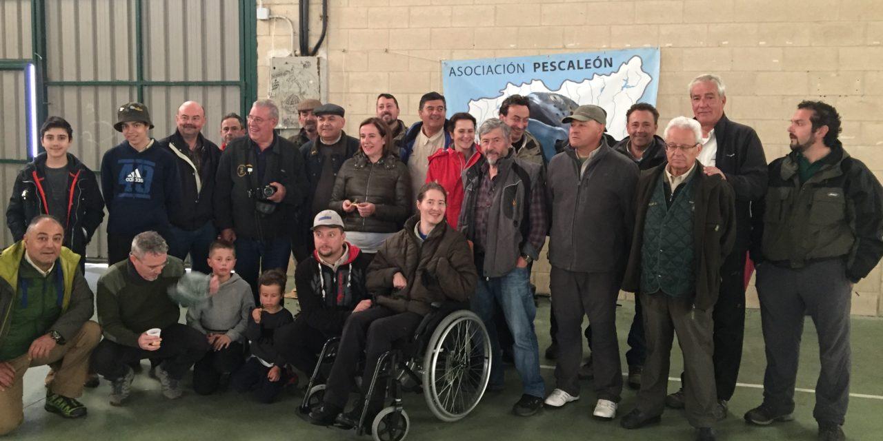 Asociación Pescaleón, La Vecilla y la Pesca a la Leonesa.