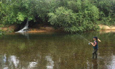 Éxito del Día Internacional de Pesca a la Leonesa.